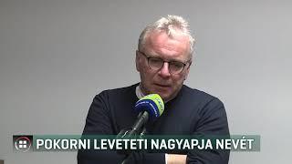 Pokorni Zoltán leveteti nagyapja nevét az emlékműről 20-01-15