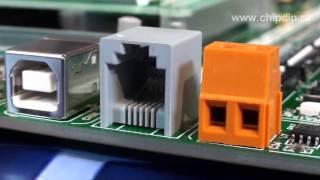 видео Аналоговые компоненты фирмы Microchip Technology