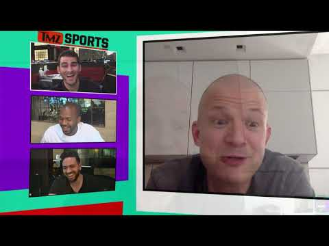 UFC Unfiltered Host Jim Norton Loves All the UFC Fighters | TMZ Sports