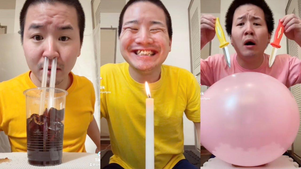 Download Junya1gou funny video 😂😂😂   JUNYA Best TikTok September 2021 Part 210