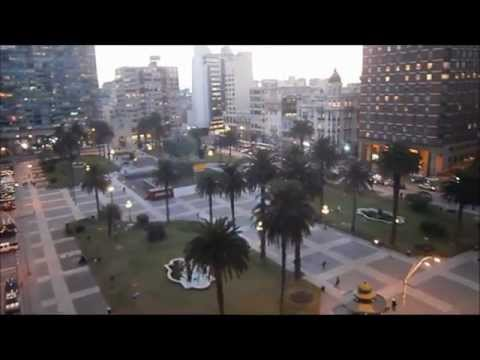 Short Term Rental Montevideo - View from our short term rental apartment
