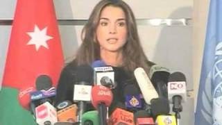 UNICEF: Queen Rania
