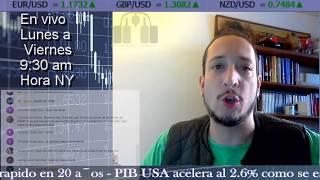 Punto 9 - Noticias Forex del 28 de Julio del 2017