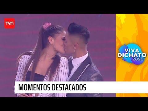 La Sensual Presentación De Ana Josefa Y Raúl Alarcón En Dichato  | Viva Dichato 2020