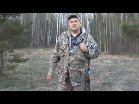 Наши путешествия. Весенняя охота по перу в Кировской области