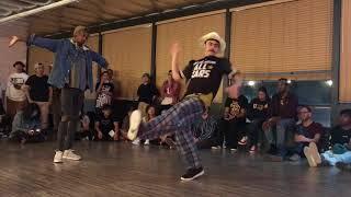 IFS 2017 Top 8 - Mackenzie (AUS) vs Slim Boogie (USA)