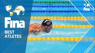 Michael Phelps (USA) - Best Male Swimmer 2016 - FINA World Aquatics Gala