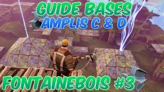 AMPLI C - D FONTAINE BOIS #3 - FORTNitE SAUVER THE WORLD