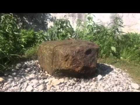 Boulder Fountain | Garrett Churchill
