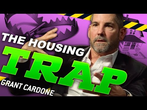DON'T EVER BUY A HOME - GRANT CARDONE | London Real