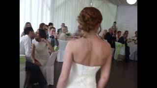 Самый крутой свадебный танец!!!! ( мельница; 360 градусов )