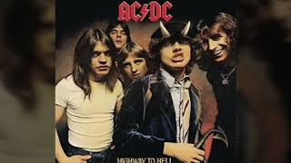 AC/DC 1979 Night Prowler (Bon Scott 40th anniversary of death)