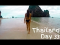 THE MOST AMAZING BEACH IN THE WORLD! PHRA NANG BEACH
