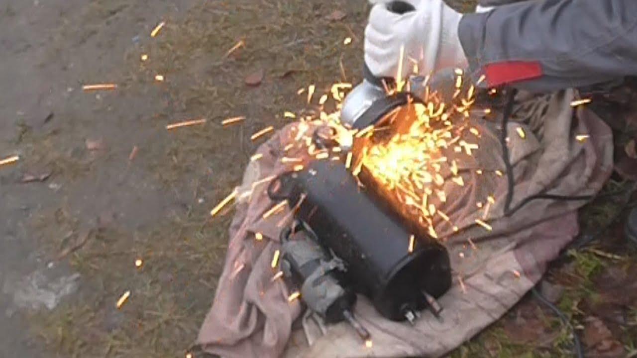Разборка компрессора кондиционера и как залить масло в компрессир