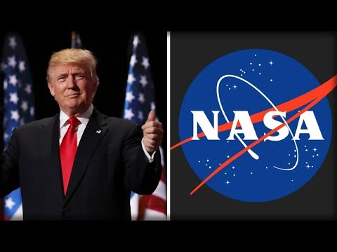 TRUMP ANNOUNCES HIS PICK FOR TOP NASA JOB AND HE IS OUT OF THIS WORLD!