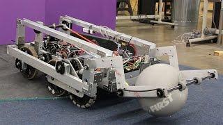 2016 Robot Reveal - Plasma Robotics - FRC Team 2403