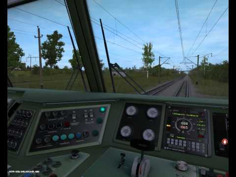 ЭП1М-717 - Trainz Simulator 12 |