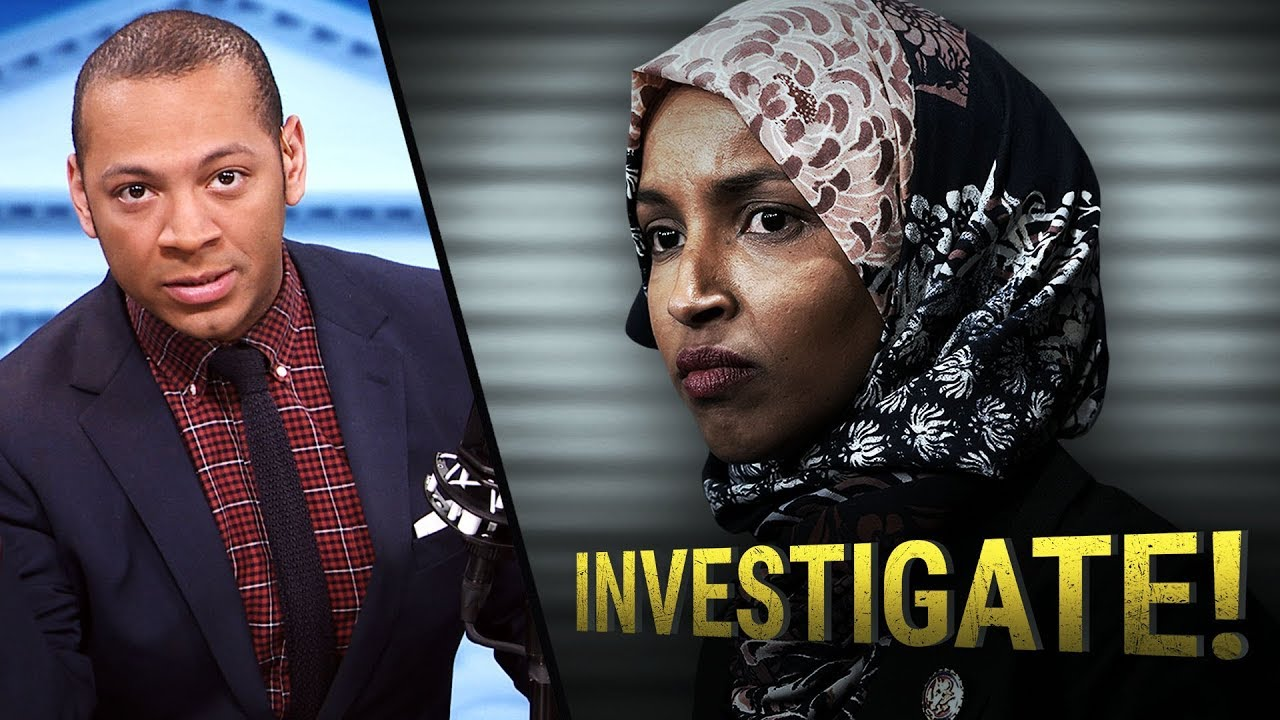 Jon Miller Investigate Ilhan! She's 'Credibly Accused' of Marrying Her Brother! | Ep 445