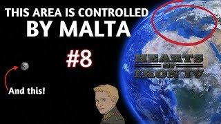HOI4 - Modern Day Mod - Malta Conquers Europe - Part 8