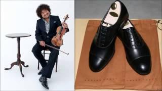 ヴァイオリニストの葉加瀬太郎さん
