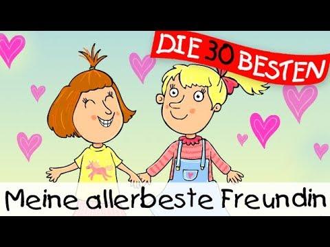 Du bist meine allerbeste Freundin || Kinderlieder zum Mitsingen