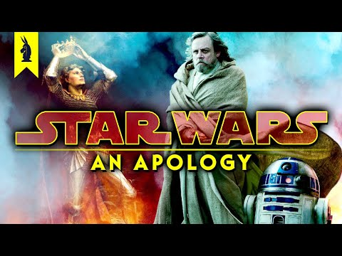 Star Wars: An Apology – Wisecrack Edition