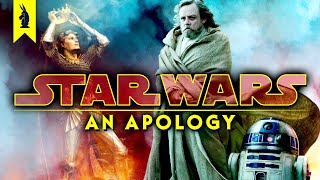 Star Wars: An Apology - Wisecrack Edition