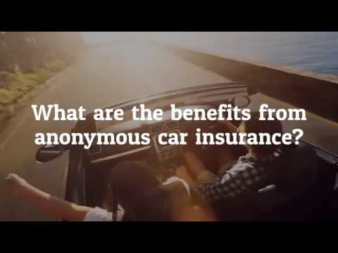 Benefits from anonymous car insurance – AmericanInsurance.com