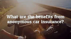 Benefits from anonymous car insurance - AmericanInsurance.com
