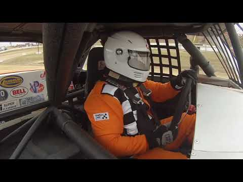 Les Smith Practice Day In-Car Footage