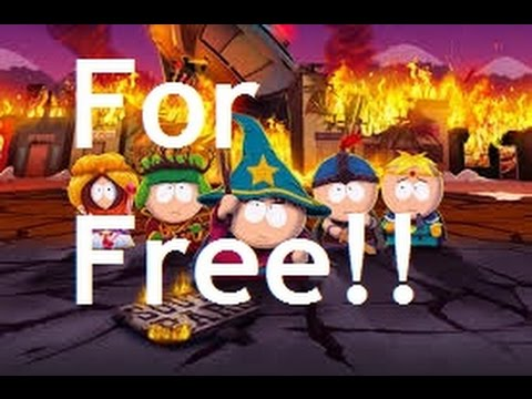 how to download south park the stick of truth free