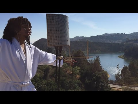 @OMGITSHARVEYJ Records A Song On A Mountain