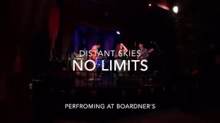 No Limits*Live*Distant Skies