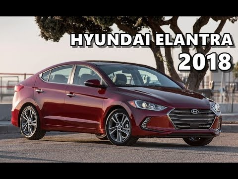 2018 Hyundai Elantra Sedan Driving Design Interior Features