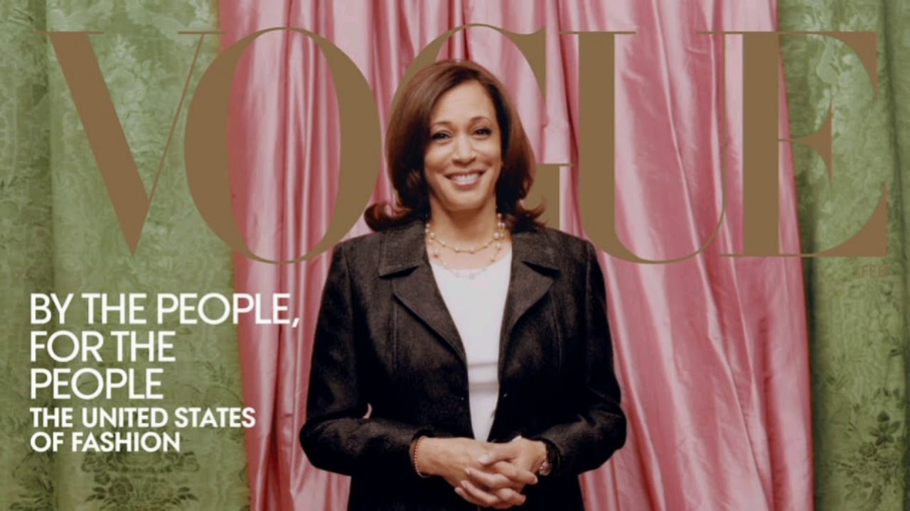 Vogue Cover Did Kamala Harris Wrong, Internet Says