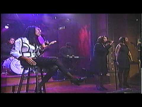 Brandy - Brokenhearted Live on Late Night with Conan 1995