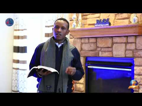 ETHIOPIAN MAJOR PROPHET ISRAEL DANSA INVITATION FOR OAKLAND MIRACLE CONFERENCE 02, NOV 2017