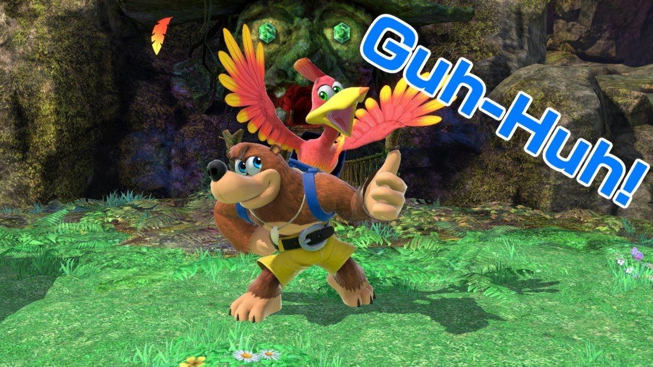 """Guh-Huh!"" (A Banjo-Kazooie montage)"