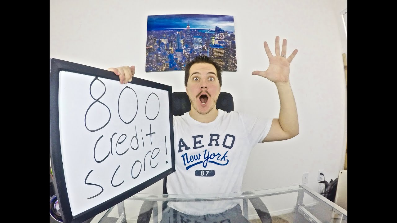How To Build Credit  Climbing The Credit Score Ladder