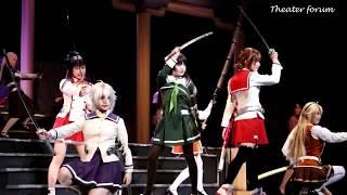 女子中学生×日本刀オリジナルアニメーション『刀使の巫女』の舞台化。メ...