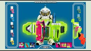 flash mask rider ex aid new update bzz gaming