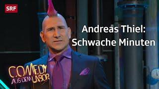 Andreas Thiel – Schwache Minuten – Comedy aus dem Labor