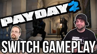 PAYDAY 2 for Switch Gameplay - Destroying a Mall!  | RGT 85