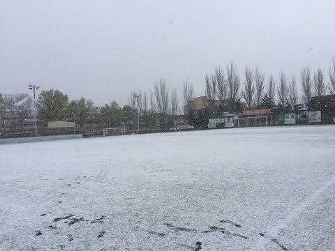 Nevada en Salamanca 22 de marzo de 2017