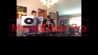 RJ STEELZ DJ SG 2016 FREESTYLE JAM HOME VIDEO DJ DJS SERATO SCRATCH LIVE