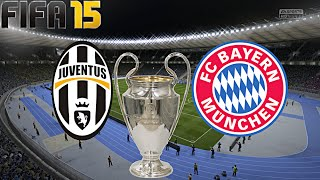 FIFA 15 - FC Bayern München gegen Juventus Turin (Champions League FINALE) ◄FCB #59►