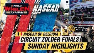 Sunday Highlights   NASCAR GP BELGIUM 2018