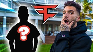 THE NEWEST MEMBER OF THE FAZE HOUSE...