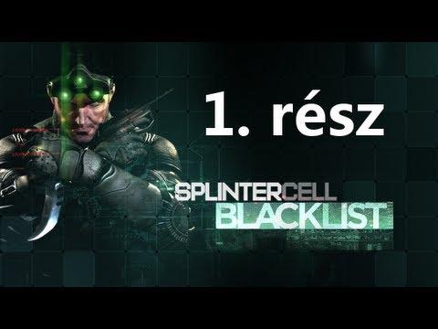 Splinter Cell: Blacklist - 1. rész (HUN)
