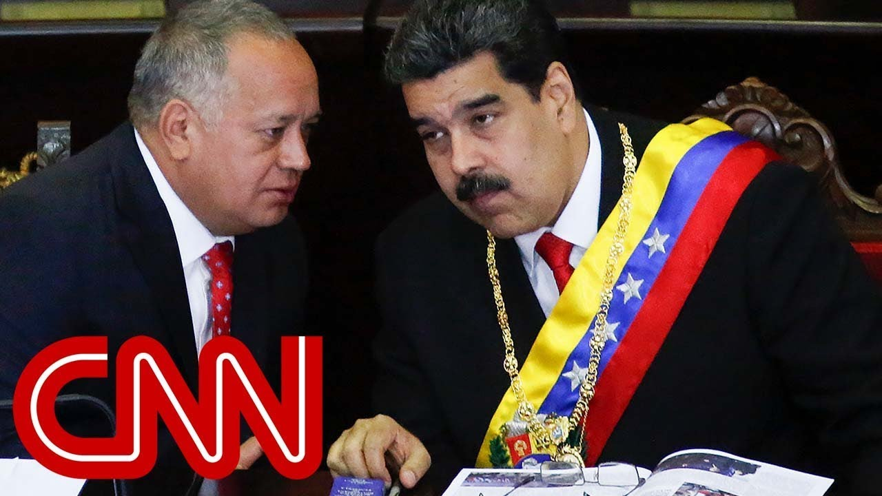 Maduro raises the stakes, closing Venezuelan offices in the US